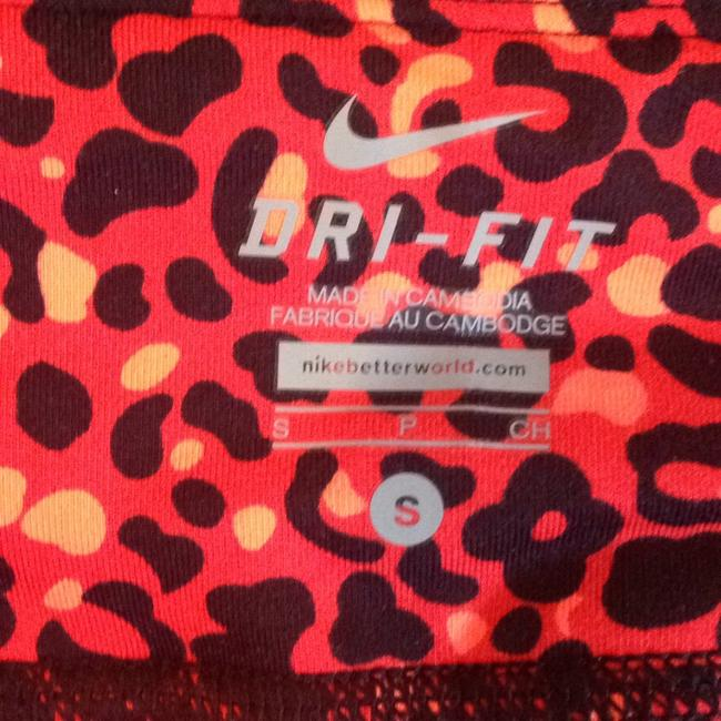 Nike Athletic Pants Red Image 1
