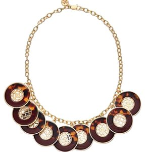 Tory Burch Frontal Necklace
