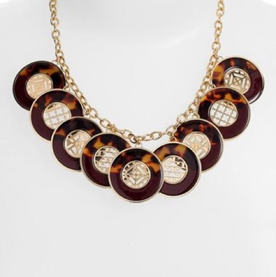 Tory Burch Frontal Necklace Image 1