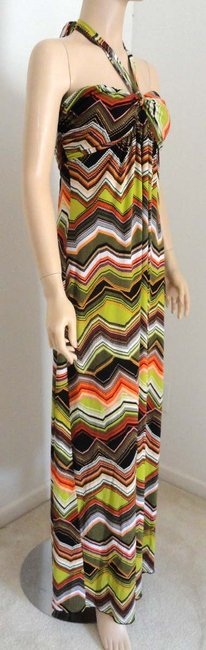 multi Maxi Dress by AGB