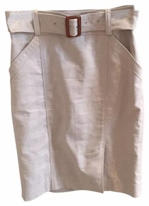 The Limited Skirt Khaki