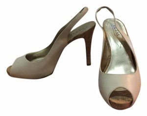 Guess By Marciano Beige Sandals