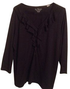 By Chico's Top Black