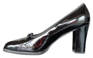 Sergio Rossi Vintage Black Pumps