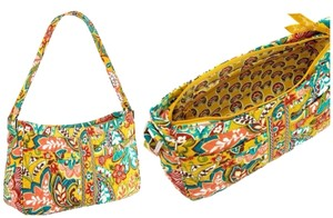 Vera Bradley Cassidy Purse Hand Over Purse Hand Retired Retired Pattern New With Christmas Present Gift Student Back Shoulder Bag