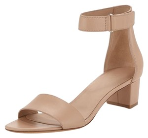 Vince Ankle Strap Nude Sandals