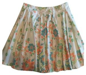 French Connection Skirt Multi