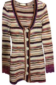 Anthropologie Size Xs Long Cardigan