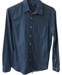 Uniqlo Button Down Shirt Jeans