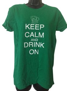 Anvil St. Patricks Day T Shirt Green
