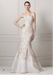 Oleg Cassini Oleg Cassini Cwg480 Wedding Dress