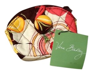 Vera Bradley Vera Bradley Button Up Coin Purse NWT Buttercup
