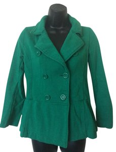 Forever 21 Fleece Pea Coat