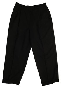 Lauren Ralph Lauren Trouser Pants Black