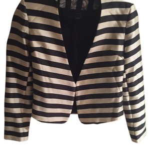 Dolce Vita Black and creme Blazer
