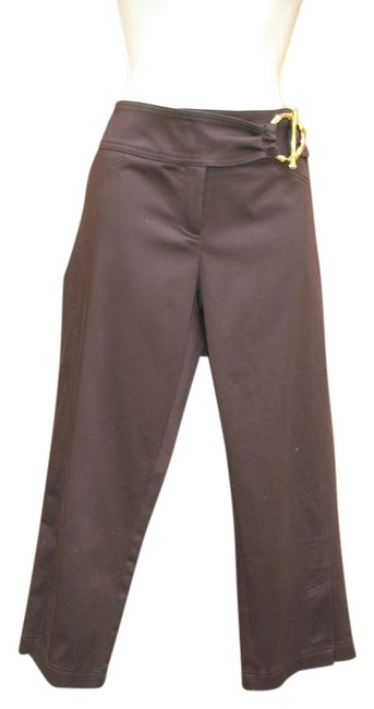 Preload https://img-static.tradesy.com/item/15265420/cache-dark-brown-sateen-cotton-bamboo-belt-pants-size-6-s-28-0-1-650-650.jpg