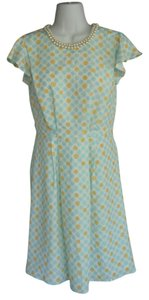 Jason Wu for Target Pearl Neckline Casual Lightweight Size 2 Dress