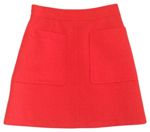 Marc by Marc Jacobs Skirt Neon coral