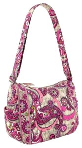 Vera Bradley On The Go Hobo Bag