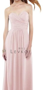 Bill Levkoff Petal Pink Dress