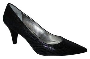 AK Anne Klein Leather Iflex black Pumps