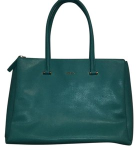 Furla Satchel in Mint Green