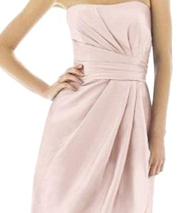 Alfred Sung Pearl Pink Dress