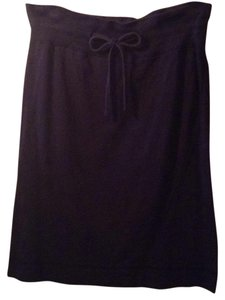 James Perse Skirt Black