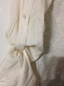 Ann Taylor LOFT Top cream/beige
