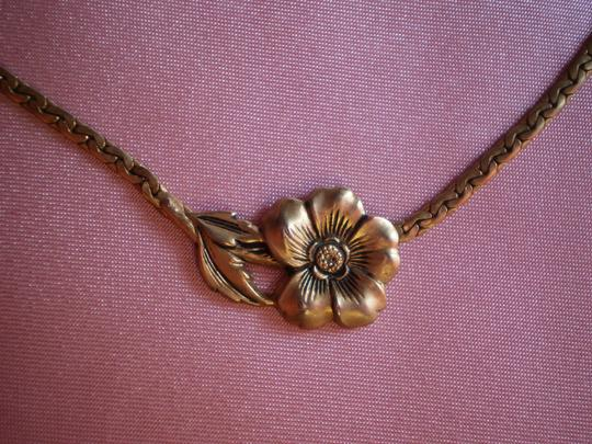 Sarah Coventry Vintage Sarah Coventry Antique Flower Necklace