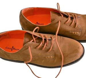 Cole Haan Cognac Athletic