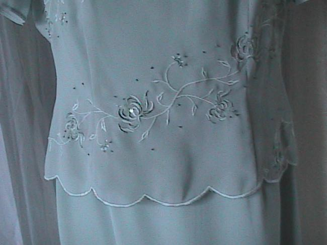 Other One Piece Embroidered Flower Design Dress