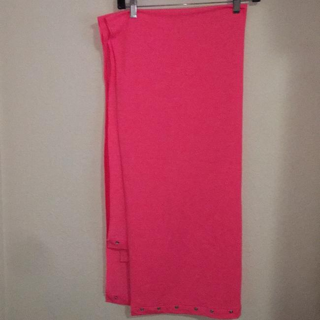 Item - Flash. Bright Coral Vinyassa Scarf/Wrap