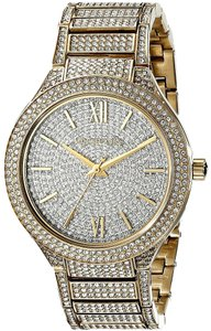 Michael Kors Michael Kors Kerry Pave Glitz Gold-Tone Ladies Watch 37mm MK3360