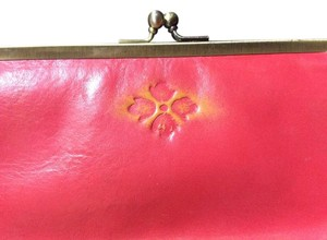 Patricia Nash Designs Patricia Nash Cauchy Leather Wallet Clutch