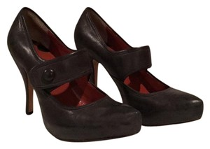 Max Studio Dark grey Platforms