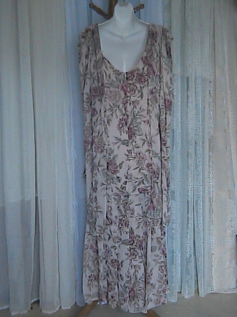 Marie St. Claire Adorable Beaded Sash Dress
