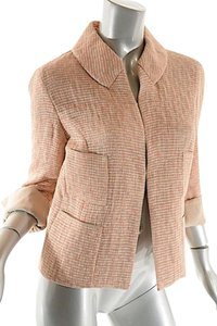 Marc Jacobs Marc Chiffon Dusty Rose Jacket