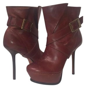 Rachel Zoe Leather Brown Boots