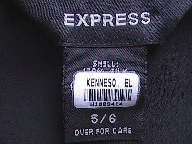 Express Solid One Dress