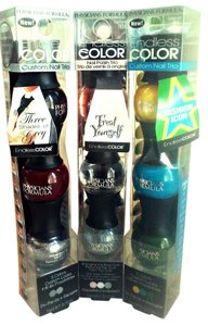 Physicians Formula SALE Physicians Formula Endless Color Custom Nail Trio 3 sets