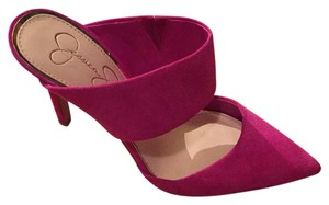 Jessica Simpson Pink Pumps