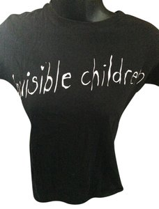 Other Charity T Shirt Black