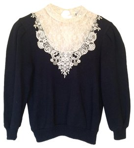 Other Vintage Vintage Lace Lace Sweater