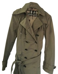 Burberry Water-resistant Light-weight Trench Coat