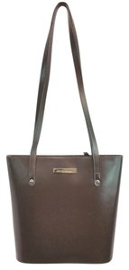 BOOTS 'N BAGS 'n Brown Leather Tote