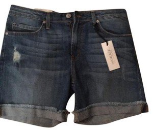 Just Black Stitch Fix New Denim Shorts