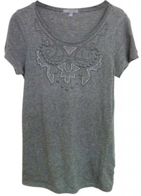 Preload https://item5.tradesy.com/images/jcrew-grey-with-embellish-tee-shirt-size-4-s-152739-0-0.jpg?width=400&height=650
