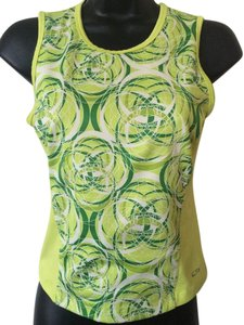 Champion Neon Green Athletic Tank