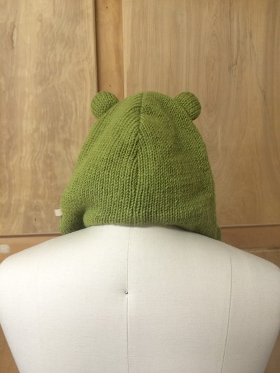 deLux Frog beanie